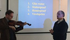 muziekgeneeskunde Kees Hein Woldendorp, NSPOH