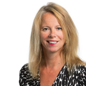 Portret Jeannette de Boer NSPOH
