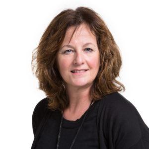 Portret Martine van der Kruk NSPOH