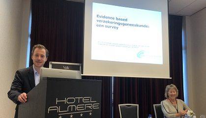 Marco Verhaaf opleiding verzekeringsarts NSPOH