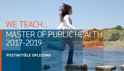 Master Public Health opleiding MPH 2018 NSPOH