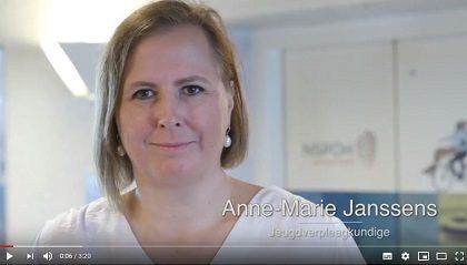 Annemarie Janssens - Elevator pitch - NSPOH oktober 2018
