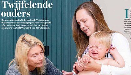 Twijfelende ouders - V&VN magazine 7-2018