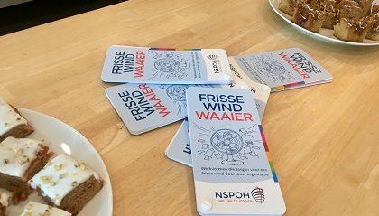 Frisse wind waaier NSPOH 2019