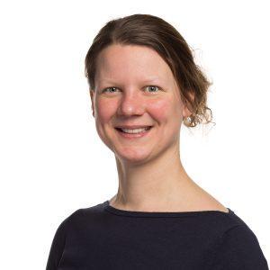 Portret Joanneke Kramer NSPOH