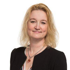 Sylvia van der Burg
