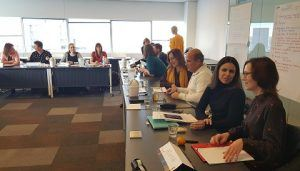 Deelnemers Cel tot melding - NSPOH