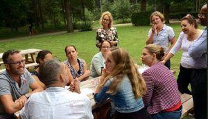 Deelnemers aan summer school Publieke gezondheidszorg en Master Public Health NSPOH