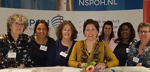 team NSPOH diploma uitreiking maart 2019