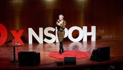 Petrien Uniken Venema TEDxNSPOH NSPOH