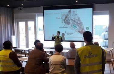 Leren van de buren in Belgie- incompany voor arbodienst