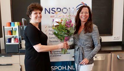 Sandra Nootenboom - Opleiding Forensische Verpleegkunde NSPOH