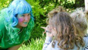 Kindje van Mars - Aansluiting vinden bij je doelgroep: Entertainment Education voor gezondheidsbevordering - NSPOH